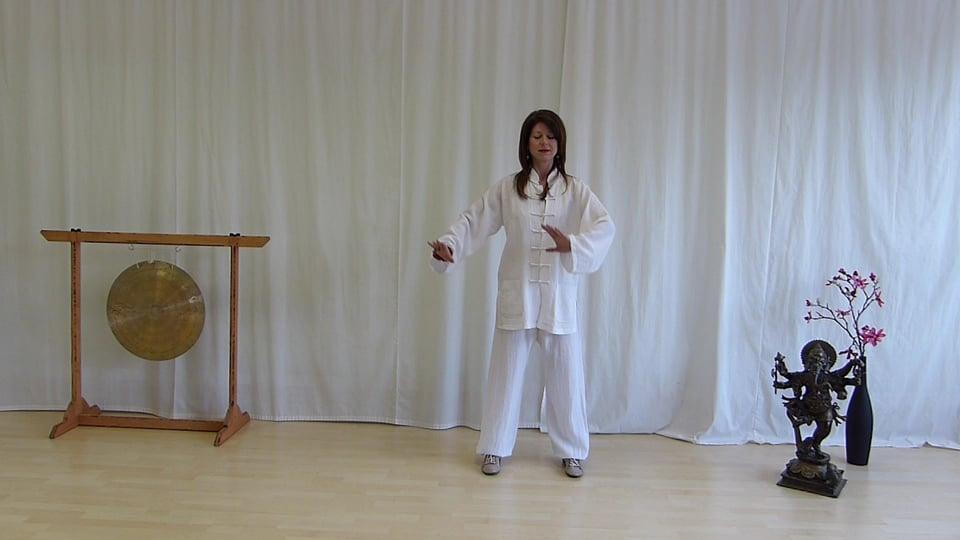 Lehrvideos Tai Chi Form Teil I
