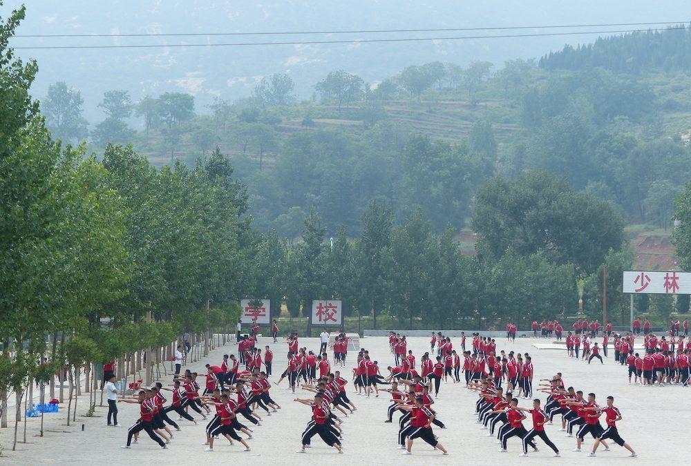 Shaolin 2016